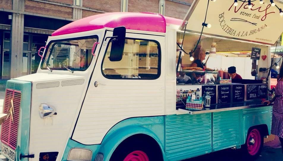 L'Arboç acull Futrac!, la primera trobada de food trucks del municipi