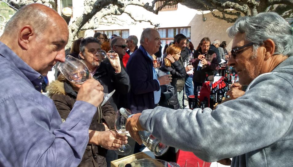 Torna 'Poboleda Vins' mantenint el seu caràcter popular