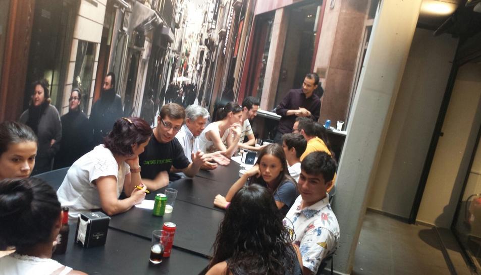 Bars convertits en classes d'anglès
