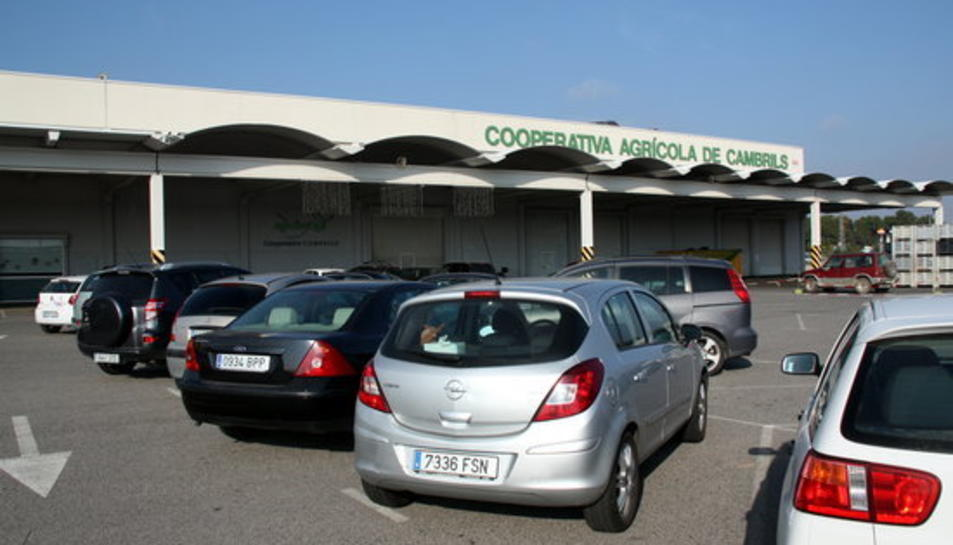 Imatge de la Cooperativa Agrícola de Cambrils