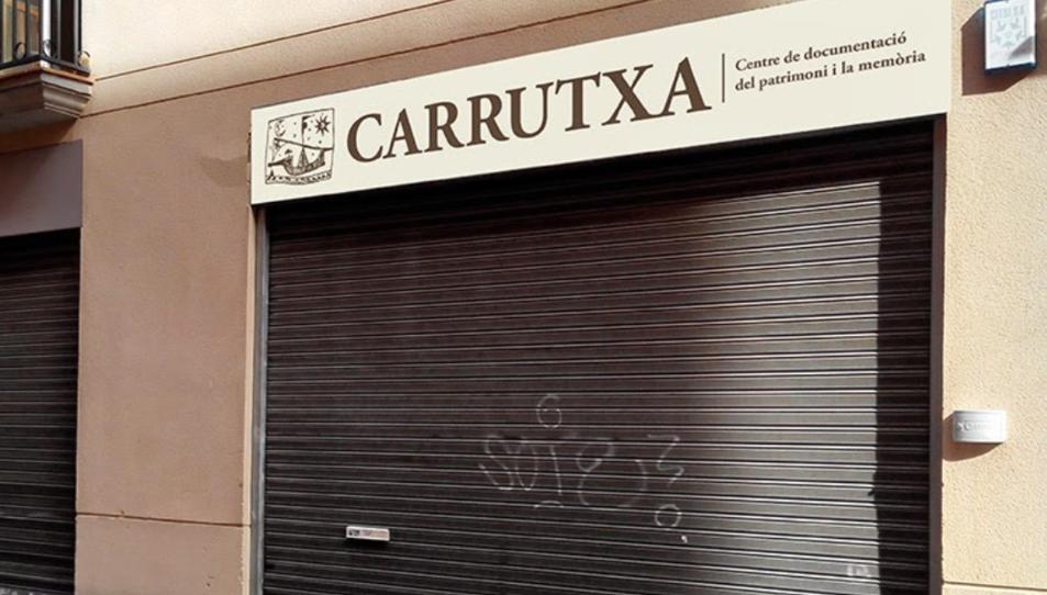 Carrutxa, Premi Nacional de Cultura 2016