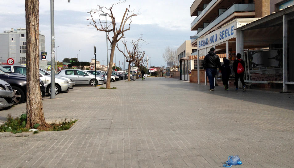 Mor un home a Cunit en un operatiu de la policia local i els Mossos