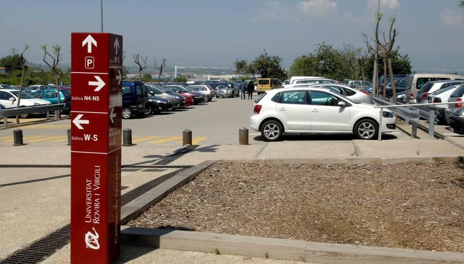 El campus Sescelades es converteix en laboratori per testar una aplicació de mobilitat sostenible