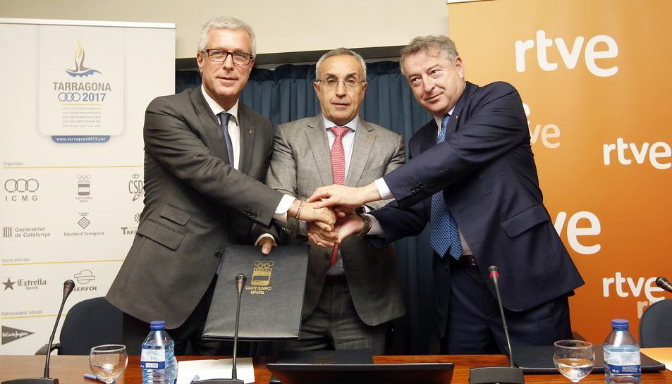 Els Jocs Mediterranis es retransmetran per RTVE