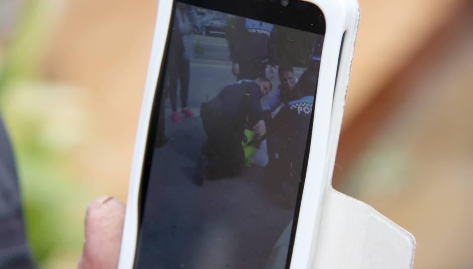 El jutjat del Vendrell obre diligències per la mort de Víctor Gallego a Cunit en ser detingut per cinc agents
