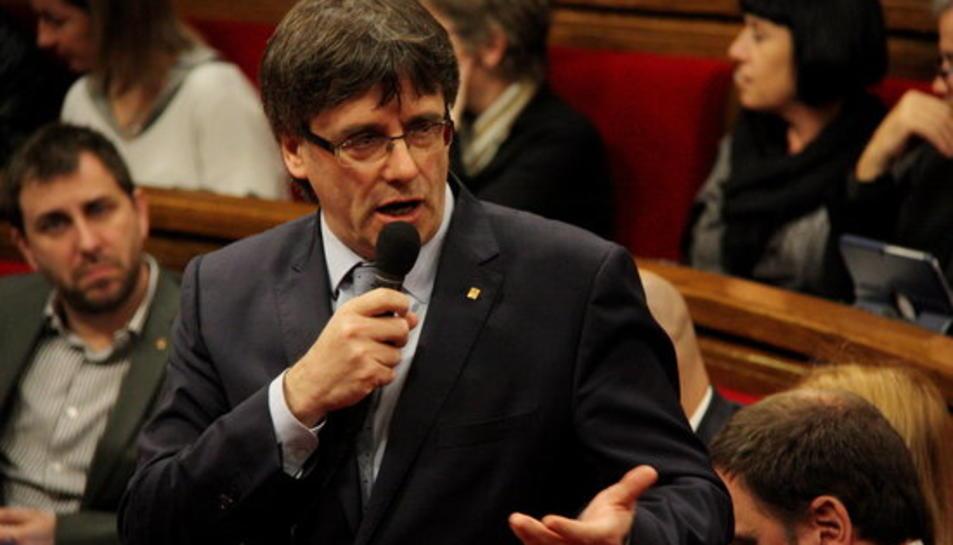 El Govern català crearà una 'Taula Estratègica del Corredor del Mediterrani'
