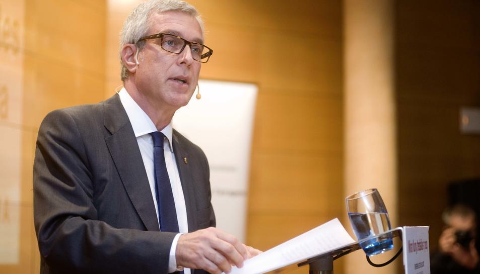 L'alcalde de Tarragona, Josep Fèlix Ballesteros.