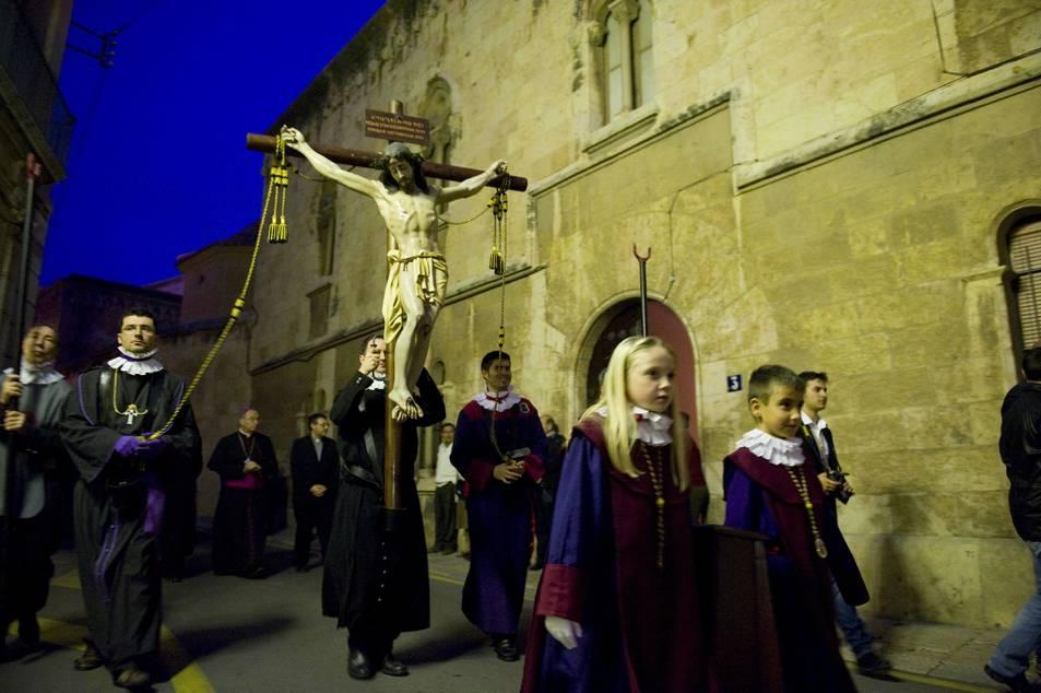 Programa d'actes de la Setmana Santa de Tarragona