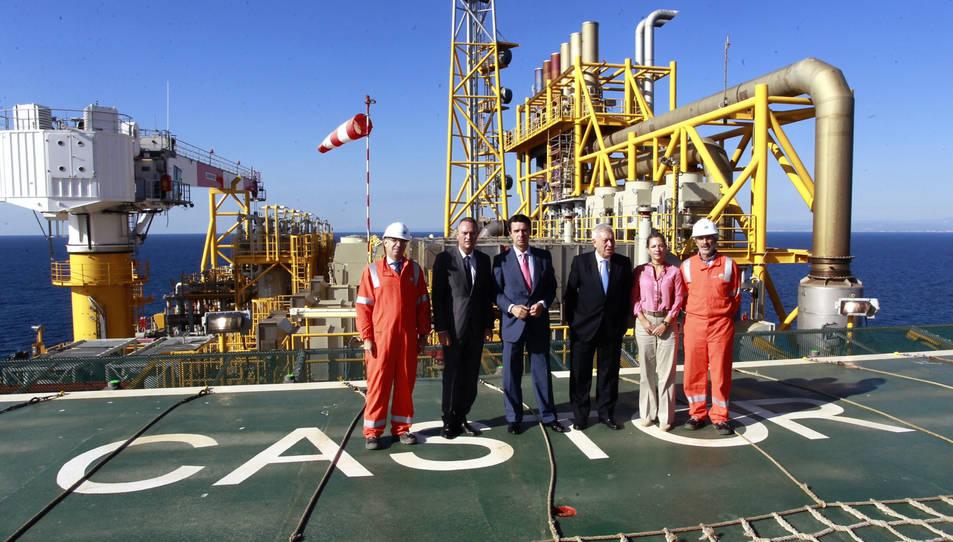 El Suprem investiga pagaments de més de 300 MEUR a Escal UGS i Enagás pel projecte Castor