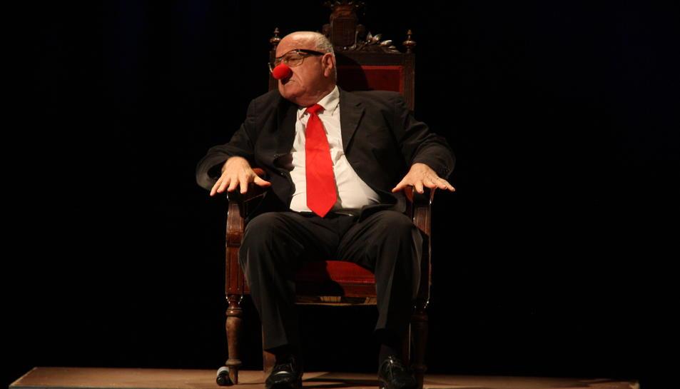 El pallasso Leo Bassi torna a la Circoteca de Valls