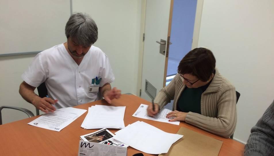 El CAP Muralles busca voluntaris socioafectius per a persones amb mancanes de suport sociofamiliar