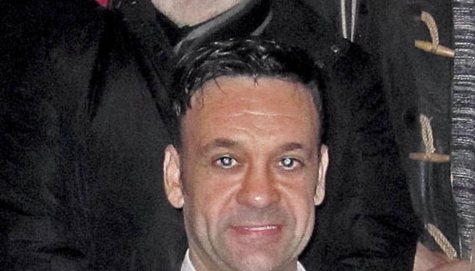Carlos Pedreño.