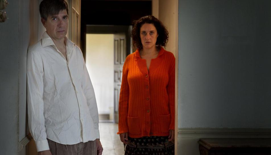 Imatge de la obra teatral 'Ventura' de Cristina Clemente.
