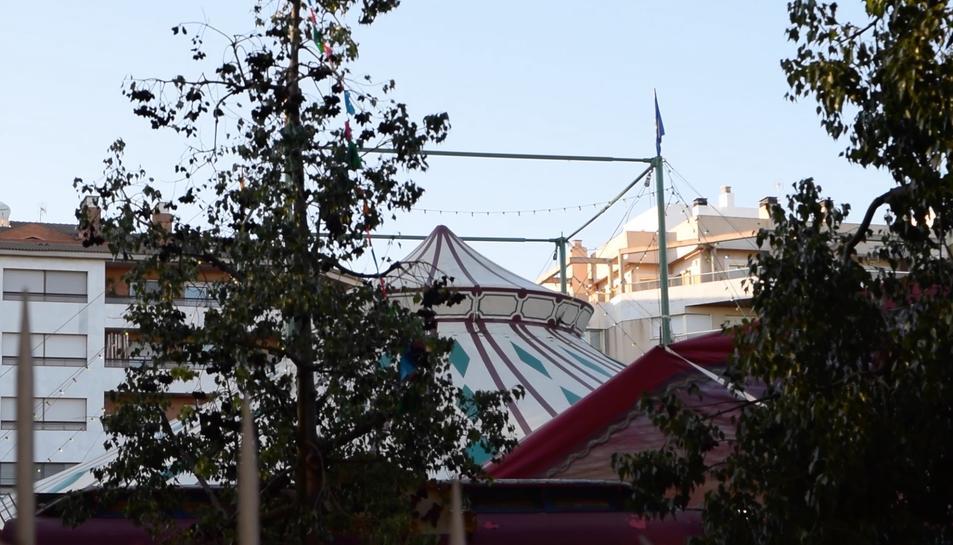 ¡Bienvenidos al circo!