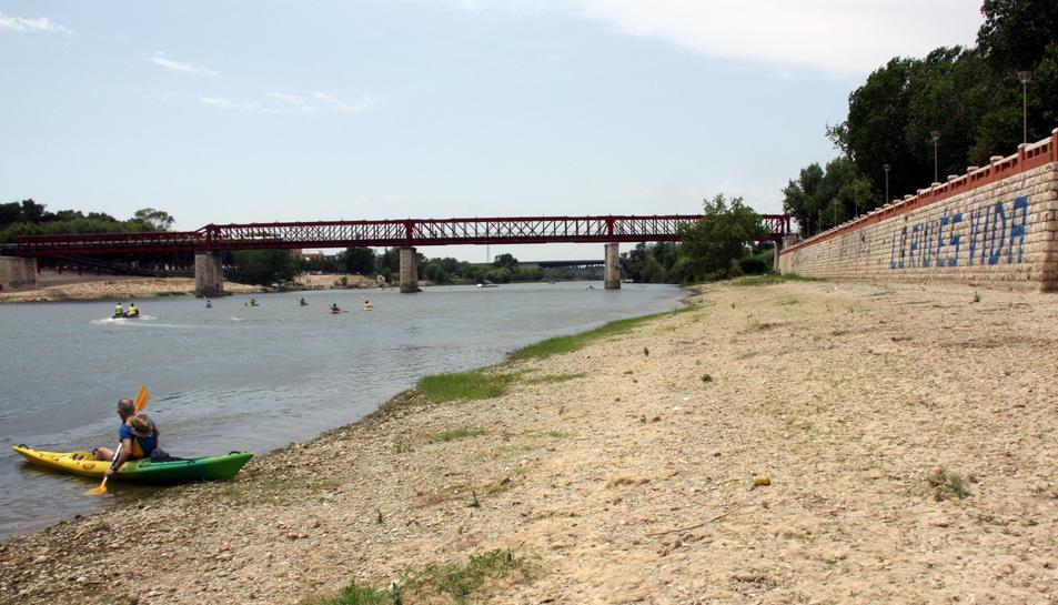 La Generalitat presenta recurs contra el Pla Hidrològic de l'Ebre