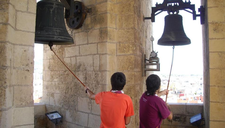 Els Campaners de Reus faran un toc per la pau a Siria