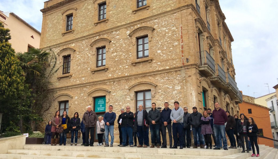 Ajuntaments del Camp convoquen minuts de silenci en record a les víctimes de Freginals