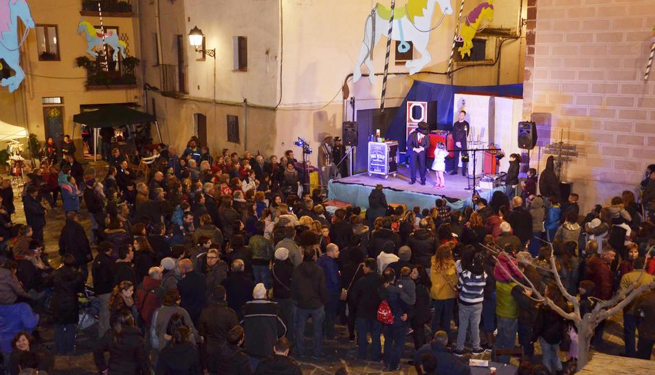Es celebra la novena edició del Tastaverd a Riudecanyes