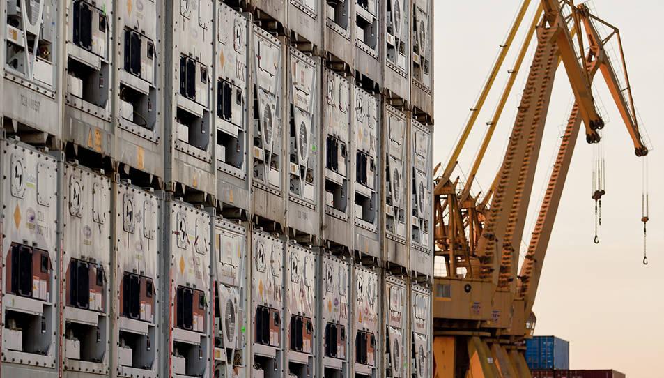 Les exportacions a Catalunya retrocedeixen un 3% al gener i se situen en els 4.617 MEUR