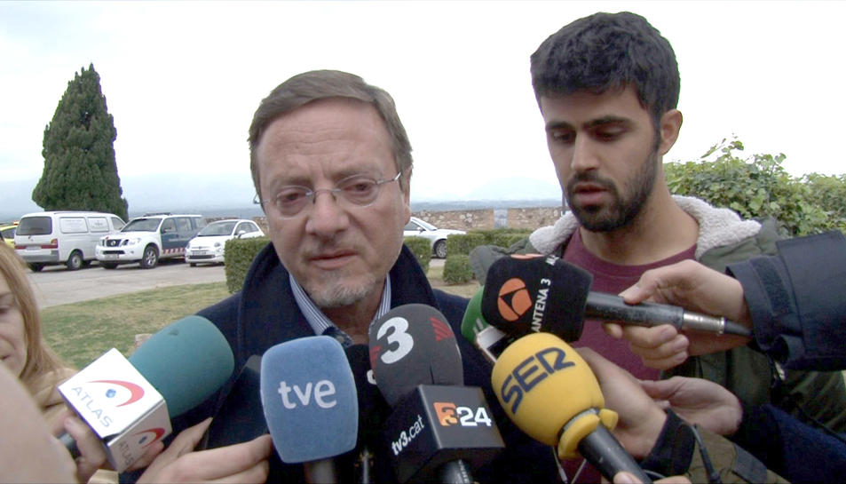 El pare d'una de les víctimes: «No s'hauria d'haver traslladat els joves de matinada»