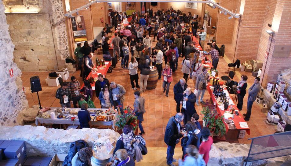 La 4a edició de la Fira de les Cooperatives arriba aquest dissabte al Castell del Vi de Falset