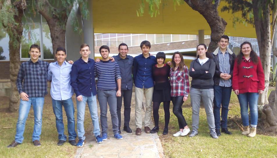 Deu alumnes de La Salle arriben a la final del Young Business Talents
