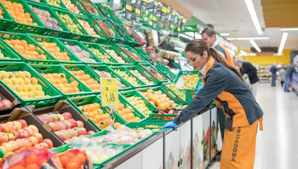 Les compres de Mercadona a Catalunya arriben als 3.392 milions d'euros