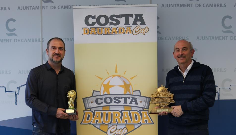 Cambrils acull el VIII Torneig Internacional de Futbol Base Costa Daurada Cup