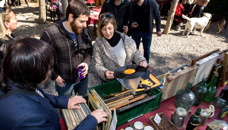 Arriba la segona edició del mercat vintage i de segona mà d'Altafulla 'Pleamar Vintage Market'