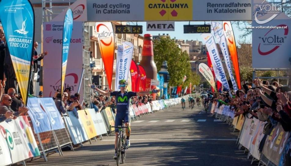 L'Alt Camp rep la Volta Ciclista Catalunya