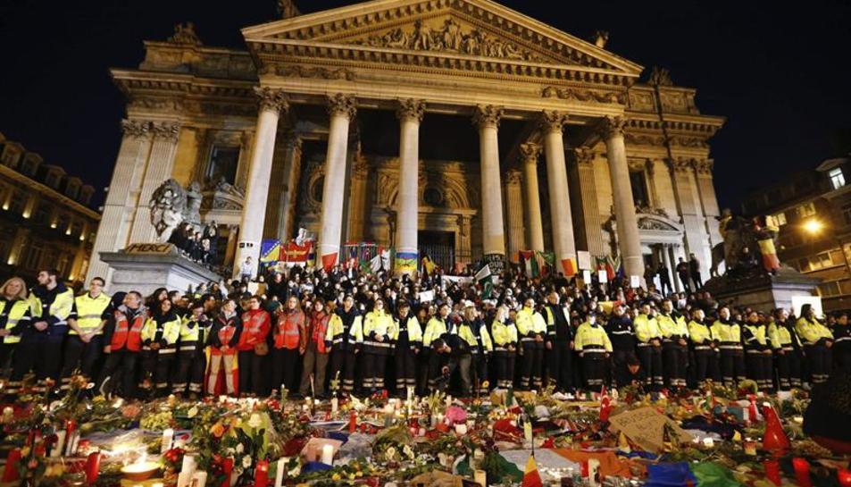 Una española, entre los muertos al atentado en el aeropuerto de Bruselas