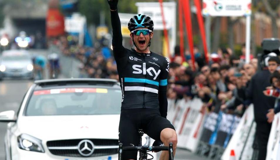 Poels guanya a Valls, en la cinquena etapa Volta ciclista a Catalunya