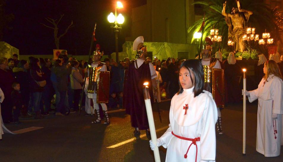 La Processó del Sant Enterrament: combinació de devoció i cultura