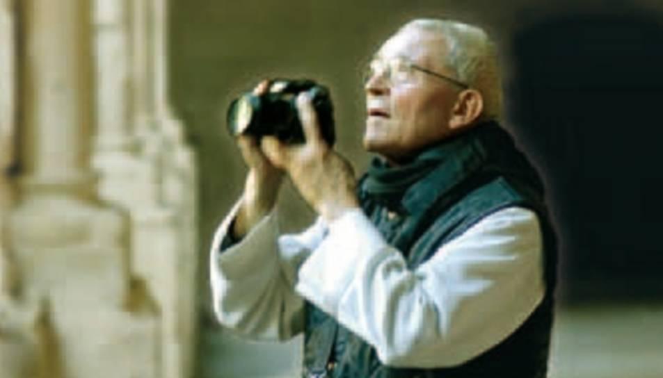 Mor Francesc Tulla i Pujol, prior del Monestir de Poblet durant 35 anys