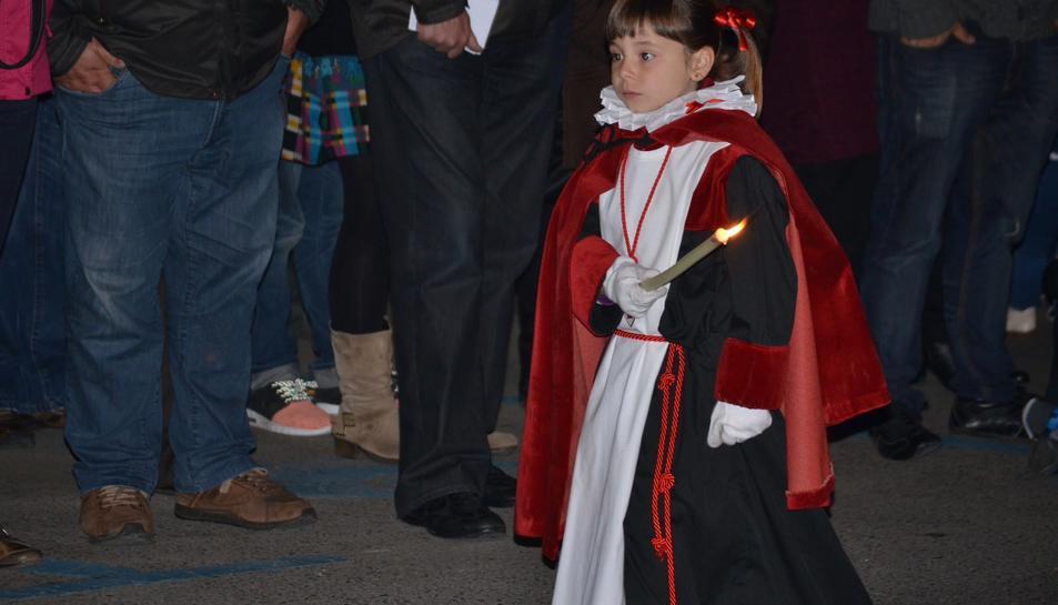 Processó del Sant Enterrament de Tarragona. 1