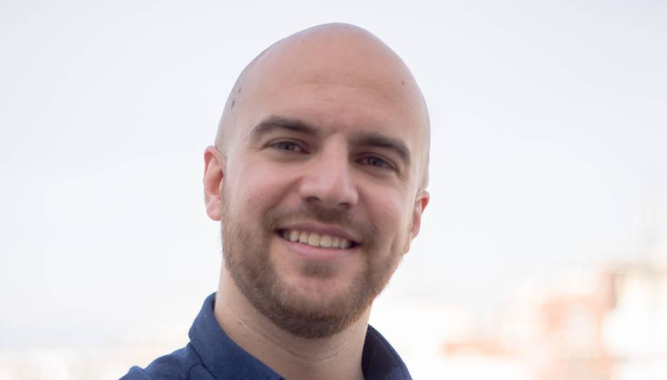 Francesc Vidal, tarragoní, ha capitanejat grans projectes internacionals des de Barcelona, ara ho vol fer des d'aquí.