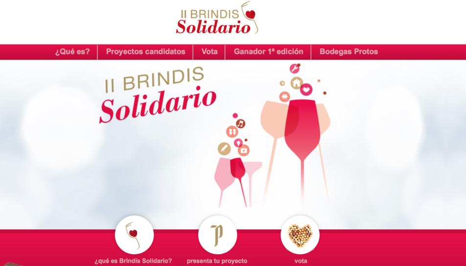 Últims dies per votar el II Brindis Solidari