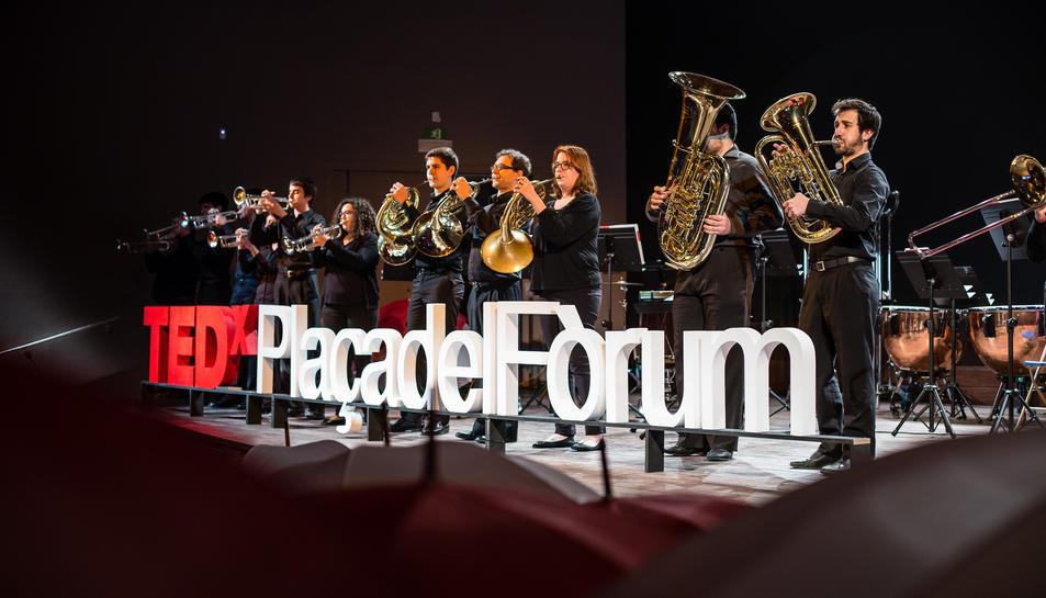 El TEDxPlaçadelFòrum 2016 fa un clam a la diferència