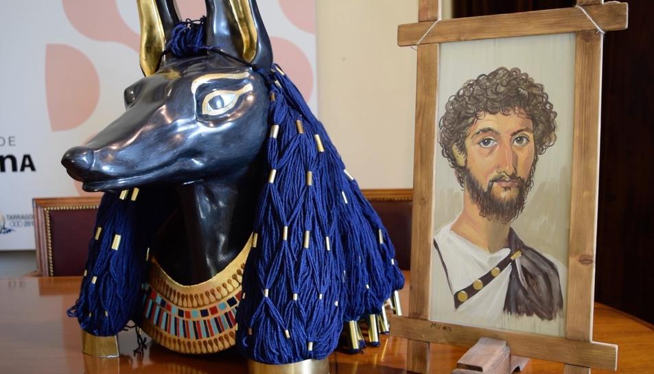 La trobada entre el món egipci i el romà a la 18ª edició del Tarraco Viva