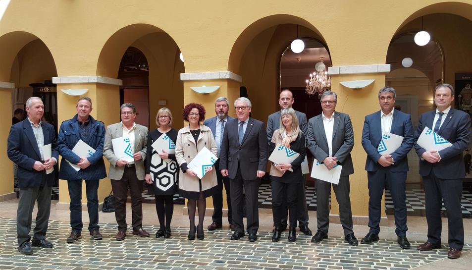 La Diputació de Tarragona crea un pla comarcal destinat a millorar entorns naturals i urbans