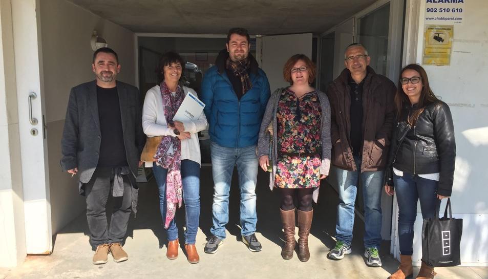 El Servei Municipal d'Orientació Laboral porta el Tastet d'oficis a l'Institut Torredembarra