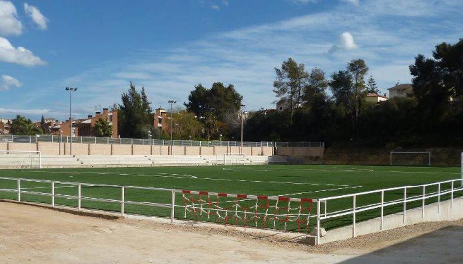 L'Ajuntament dels Pallaresos vol reduir en 100 nens l'activitat futbolística