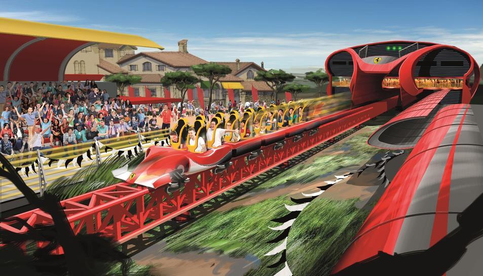 Més de 400 directius de parcs temàtics visitaran Barcelona i Port Aventura