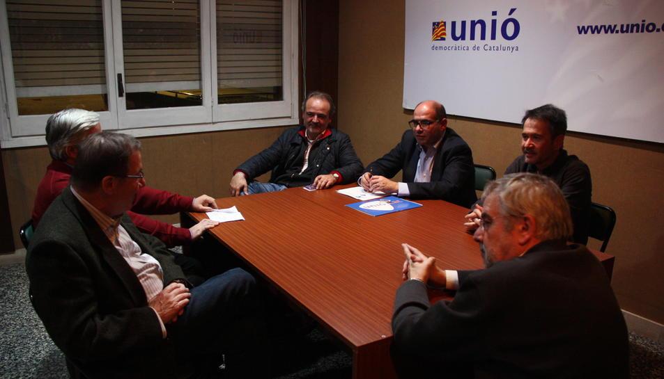 Unió ven la seu de Tarragona a un grup inversor i els hi lloga després