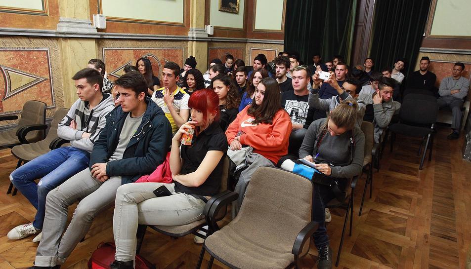 S'inicia el programa Joves per l'Ocupació
