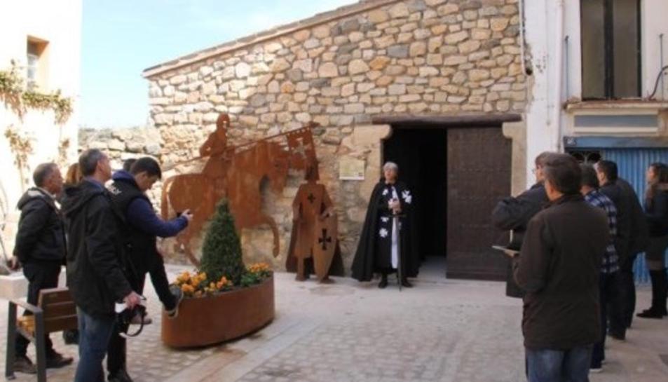 Carles Puigdemont inaugurarà la nova «Ruta Templera i Hospitalera»