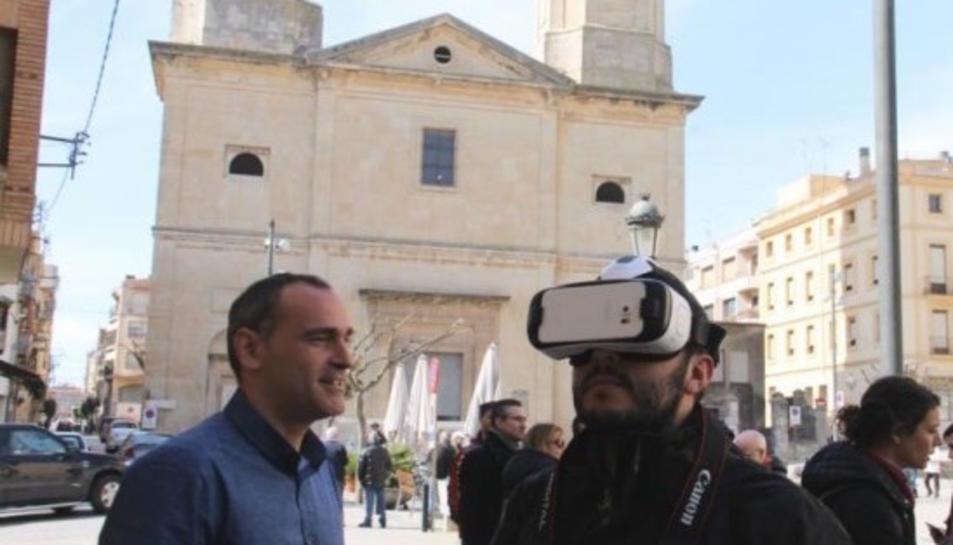 Carles Puigdemont inaugura la nova «Ruta Templera i Hospitalera»