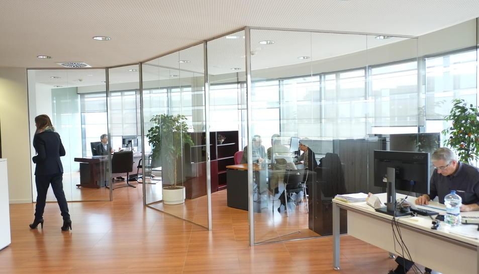 Redessa acull tres noves empreses en les seves instal·lacions