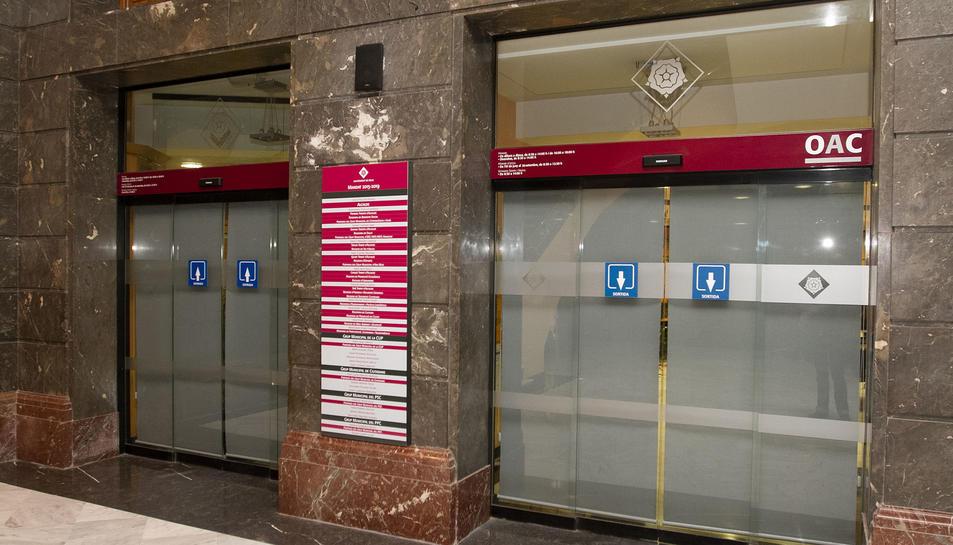 L'Ajuntament fa el primer pas en ferm cap a la finestreta única empresarial