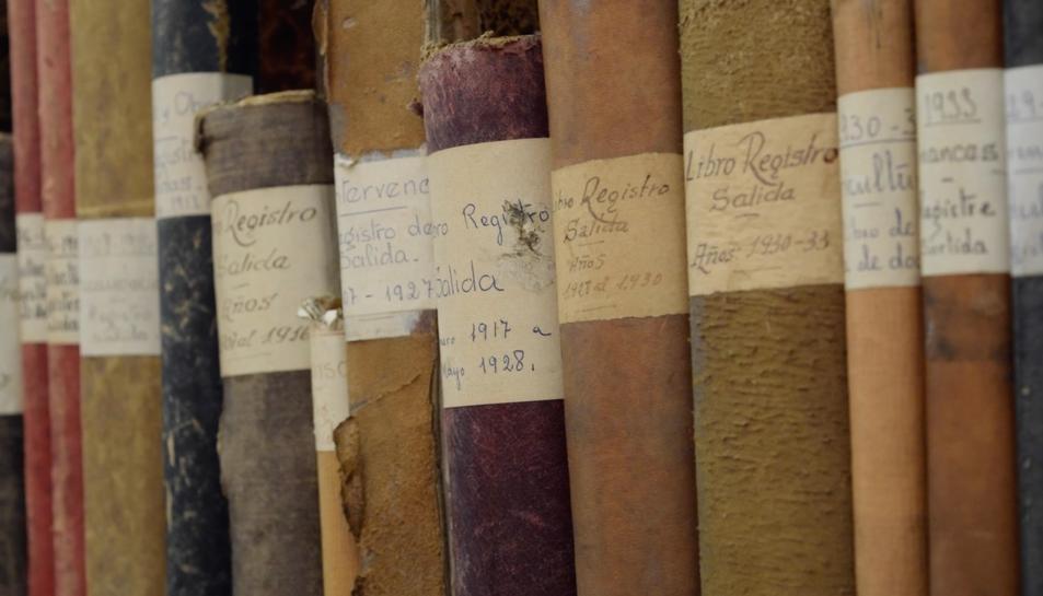 L'inventari de l'Arxiu General de la Diputació que es guarda des de 1822 es fa accessible on-line